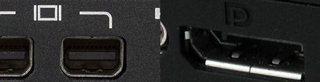 Mini Displayport naar Displayport