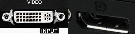 Displayport naar DVI