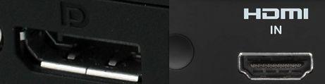 HDMI naar Displayport